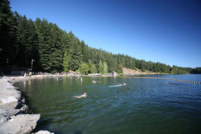 Cascade Lake - Moran State Park, Orcas Island