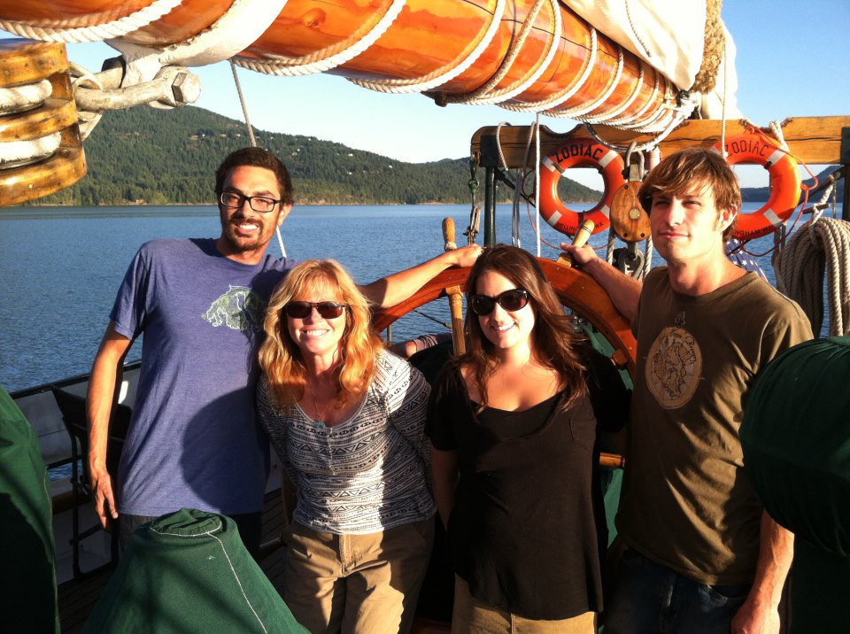 Entrepreneurs of Island Hoppin Brewery